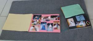 Fotos de cuando estaba en Casa de niños