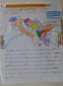Trabajo sobre los griegos