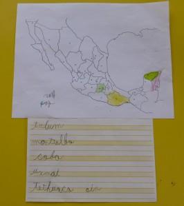 Pirámides en la república mexicana