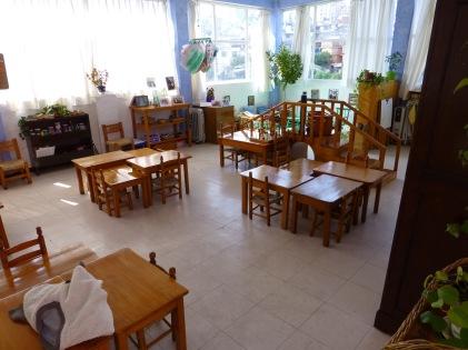 Comunidad infantil de Palo Solo