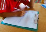 Tomando nota y calculando las empanadillas