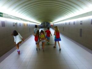 Una salida es un proyecto propuesto por los niños donde desarrollar todas la competencias clave